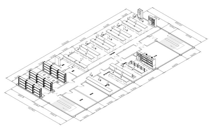 水质检验实验室设计