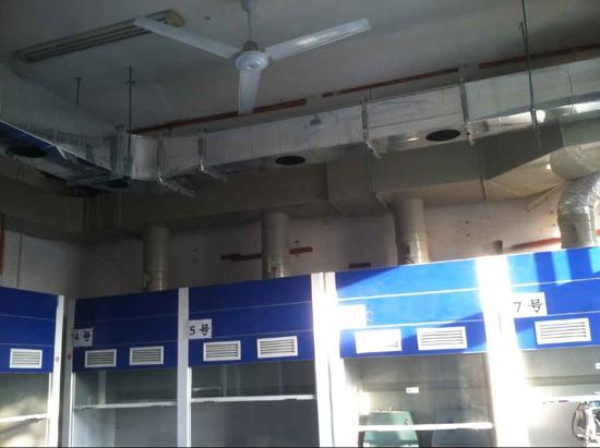 通风柜变风量控制系统