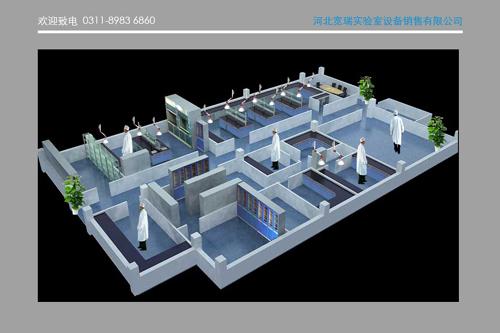 某电子企业实验室