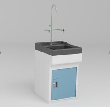 新型物理实验室-水槽柜