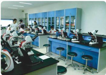 生物互动实验室