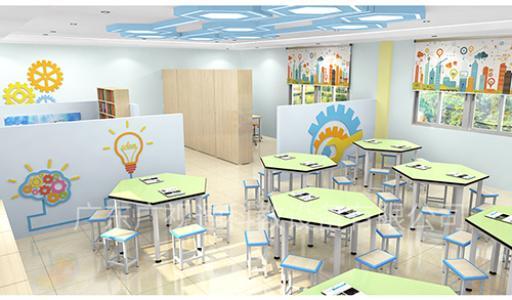 中小学创客实验室