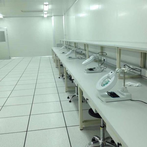 P2实验室建设