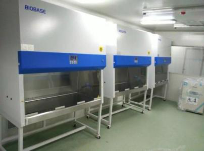 P2实验室施工