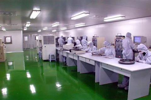 疾控中心-P3实验室