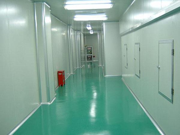 十万级洁净实验室
