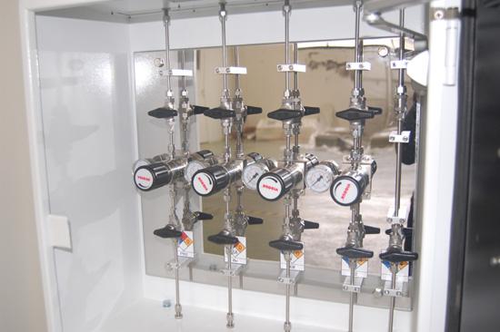 第三方检测气路实验室