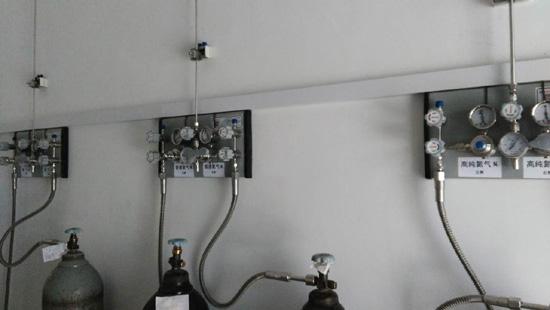 环境检测中心气路系统